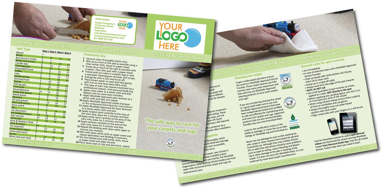 Care Leaflet For Professionals The Woolsafe Organisation
