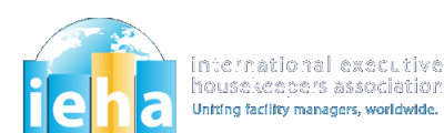 International Executive Housekeepers Association