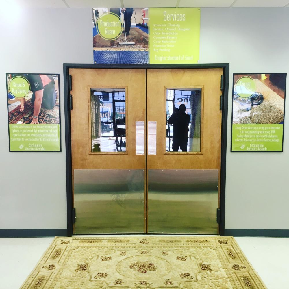 Cleaning by Simply Rug Cleaning