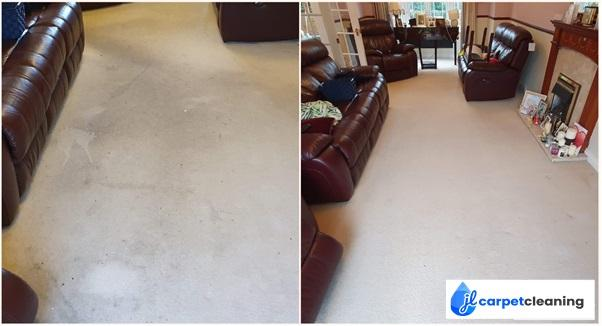 Cleaning by JL Carpet Cleaning
