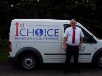 1st Choice Professional Carpet & Upholstery Cleaners