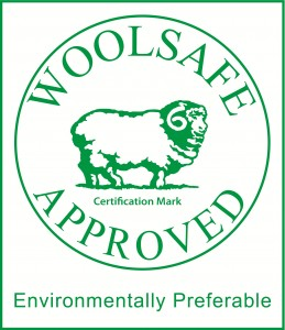 Green WoolSafe Approved