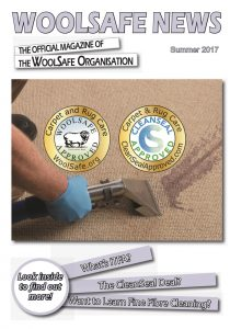 Read WoolSafe News Magazine Autumn 2017