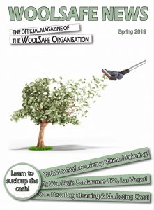 Read WoolSafe News Magazine Spring 2019