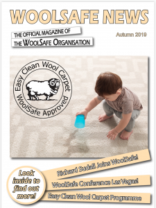 Read WoolSafe News Magazine Autumn 2019