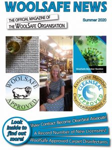 Read WoolSafe News Magazine Summer 2020