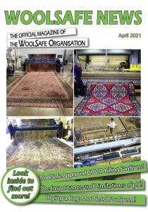 Read WoolSafe News April 2021