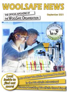 Read WoolSafe News Magazine September 2021